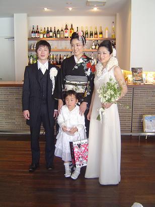 """ウェディングも""""自分スタイル"""" Tご夫妻 結婚披露宴 編_c0177259_21271545.jpg"""