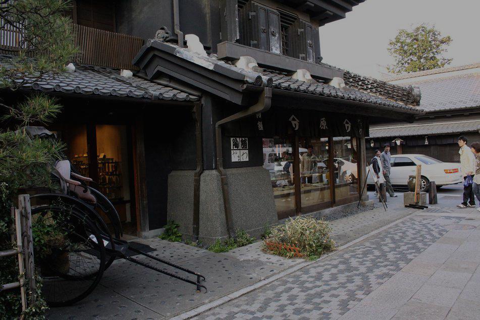 「つばさ」ロケ地             川越蔵造りその3_a0107574_21464760.jpg