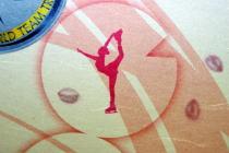 浅田真央シーズンベスト演技with月の光を生観戦@世界フィギュアスケート国別対抗戦2009_f0006713_1411065.jpg
