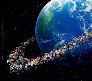 YOKO KANNO  SEATBELTS 来地球記念コレクションアルバム「Space Bio Charge」、5月27日発売!_e0025035_10523818.jpg