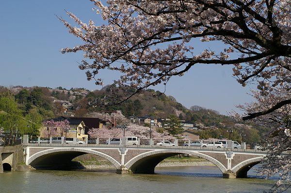 春の金沢 主計町・浅野川界隈_d0043136_22524733.jpg