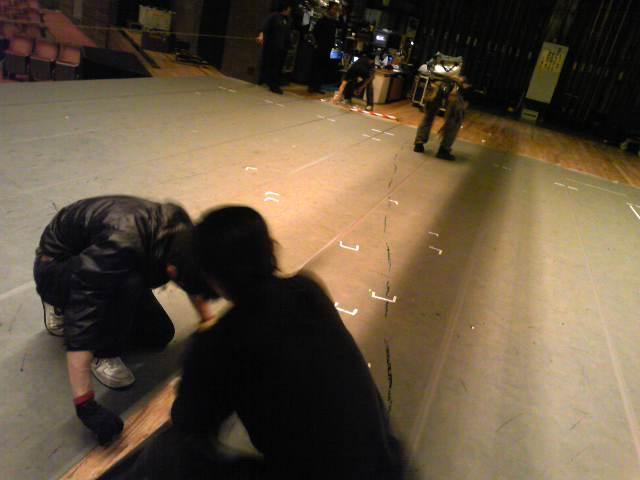 『 千手観音 2009 春 』 東京公演初日!_e0142585_232811.jpg