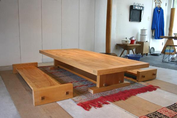 変幻自在なテーブル(メープル)_f0171785_1822998.jpg