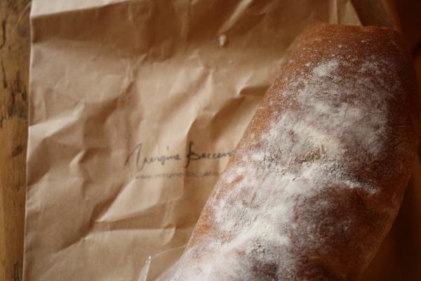 石窯焼パン  vergine baccano_c0190900_8141723.jpg