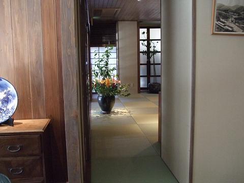 お花見旅行「一條旅館」へ行きました。_e0012815_23454268.jpg