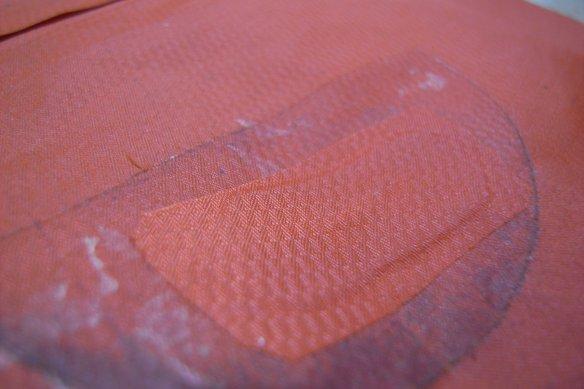 モンベル空気枕修理 / Montbell UL Comfort System Pillow leaking_e0024555_18115593.jpg