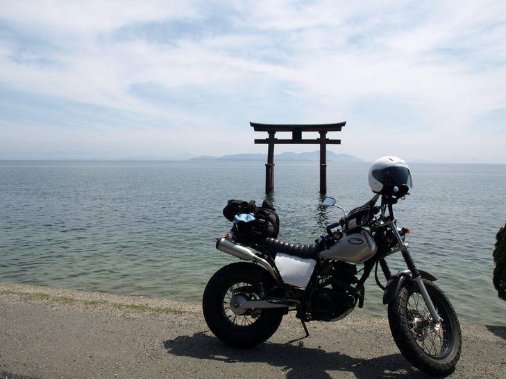 琵琶湖ツーリング_f0097683_22383582.jpg