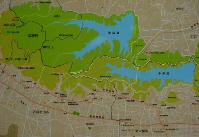 GR DIGITALⅡと多摩湖&狭山湖・新緑の30km走_d0122797_21231324.jpg