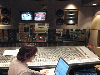 Dubbing at Victor Studio_e0123412_23563489.jpg