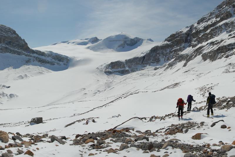 ワプタ氷原トラバース 4泊5日の旅_d0112928_3255656.jpg