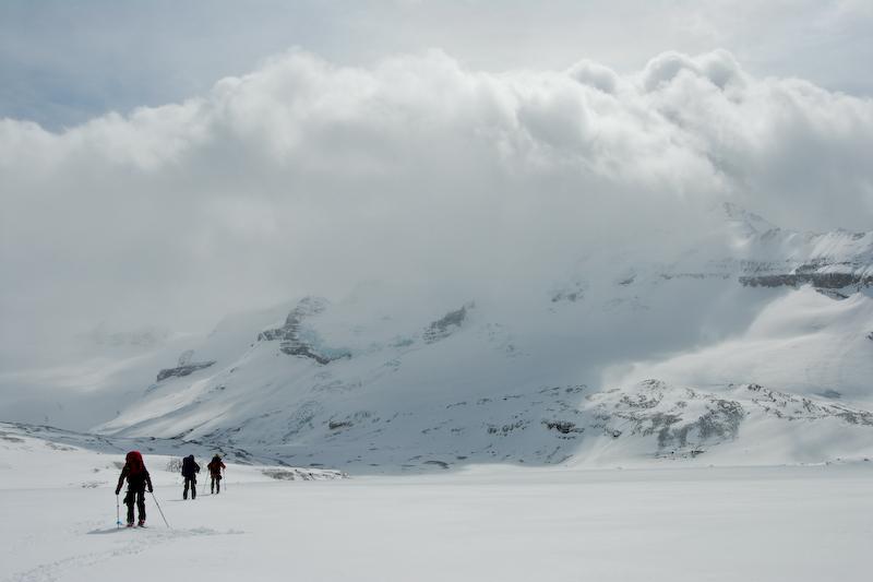 ワプタ氷原トラバース 4泊5日の旅_d0112928_3274887.jpg