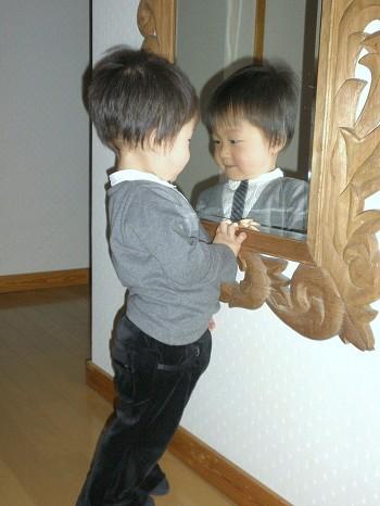 ナルシスとのナルちゃん_a0089450_0531547.jpg