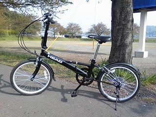 早起きしサイクリング!気持ちいい~です。_a0084859_8403981.jpg