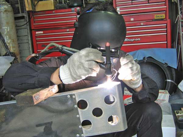 ジェットスキーのハンドルポールをアルゴン溶接で修理♪_c0086965_16212170.jpg