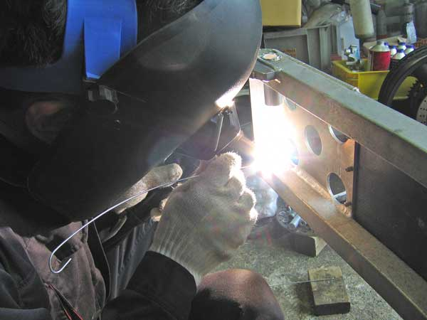 ジェットスキーのハンドルポールをアルゴン溶接で修理♪_c0086965_16221778.jpg