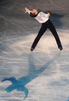 世界フィギュアスケート国別対抗戦2009~エキシビション_b0142989_21362122.jpg
