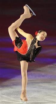 世界フィギュアスケート国別対抗戦2009~エキシビション_b0142989_21364181.jpg