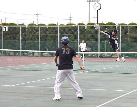 男子ダブルス大会を開催_b0114798_7173274.jpg