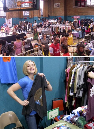 古いTシャツを蘇らせる天使のお店 reborn by Maggie _b0007805_151433.jpg
