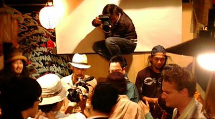 祝☆CHIT CHAT5周年・・・激闘の3日間。  写真撮った人いらっしゃいませんか?_b0032617_161956100.jpg