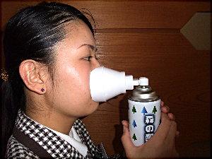 /// 念のために携帯酸素缶を買ってみました ///_f0112434_22373454.jpg