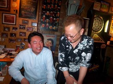 札幌の楽しい夜の締めくくり!_c0180686_10195475.jpg