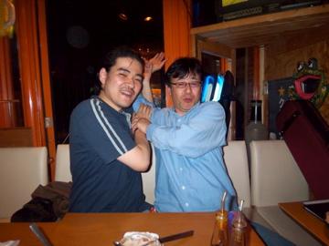 札幌の楽しい夜の締めくくり!_c0180686_10253747.jpg