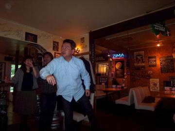 札幌の楽しい夜の締めくくり!_c0180686_1027361.jpg