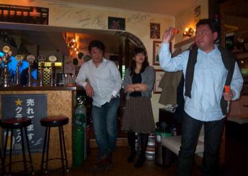 札幌の楽しい夜の締めくくり!_c0180686_105477.jpg
