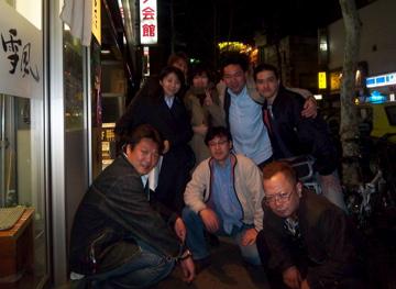 札幌の楽しい夜の締めくくり!_c0180686_11103992.jpg