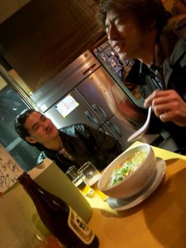 札幌の楽しい夜の締めくくり!_c0180686_11105741.jpg