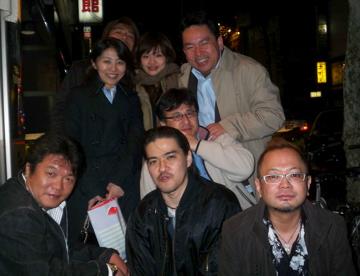 札幌の楽しい夜の締めくくり!_c0180686_11154129.jpg