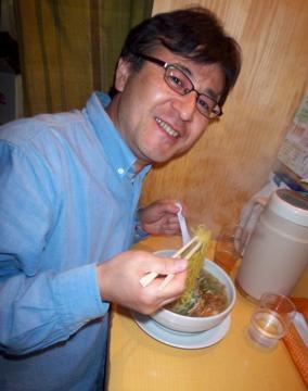 札幌の楽しい夜の締めくくり!_c0180686_1135145.jpg