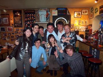 札幌の楽しい夜の締めくくり!_c0180686_936071.jpg