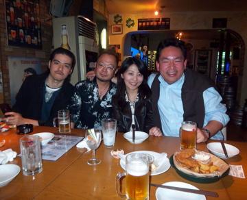札幌の楽しい夜の締めくくり!_c0180686_9434648.jpg