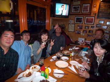 札幌の楽しい夜の締めくくり!_c0180686_9542170.jpg