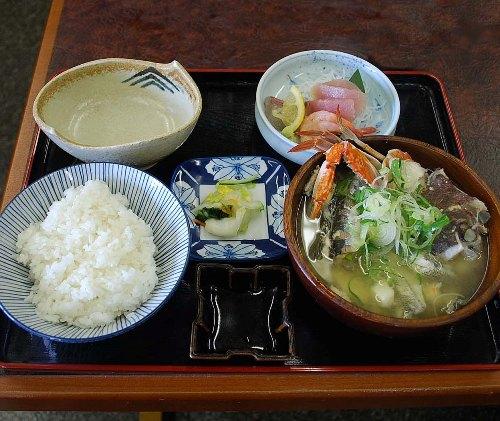 ETCで富山-海寶のかぶす汁_c0177814_1829763.jpg