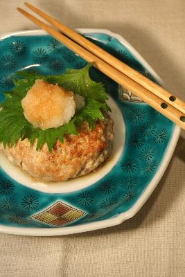 超シンプル!! 豆腐ハンバーグ_f0141419_5544635.jpg