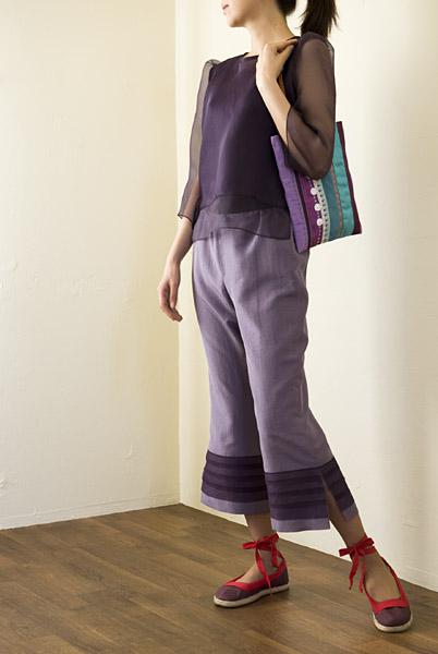 佐藤律子展 「染絹の彩衣」のお知らせ_f0180433_1352287.jpg