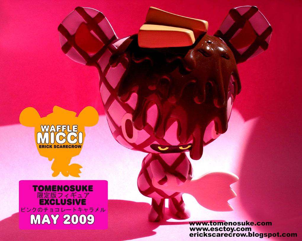 ミッシー改めミッチーの留之助スペシャル、5月発売決定。_a0077842_8574245.jpg