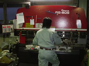 S村君トコの工場....._b0138552_19194432.jpg