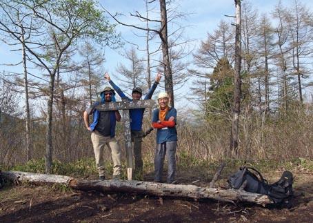 日本でもガイド助っ人をやる、カラコルム山岳ガイド 2009春 _d0106555_148758.jpg