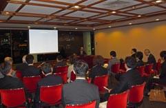 共同通信社さんでアフガン・パキスタン情勢講演しました_d0106555_17261779.jpg