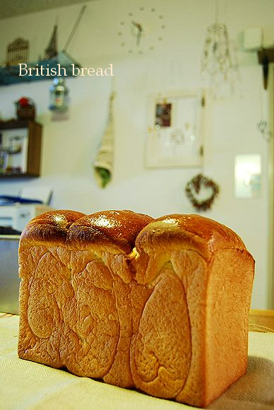 オレオベーグル &イギリス山食_a0105872_1744524.jpg