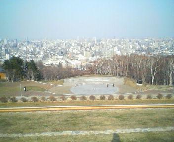 改修終わる旭山記念公園_f0078286_17311642.jpg