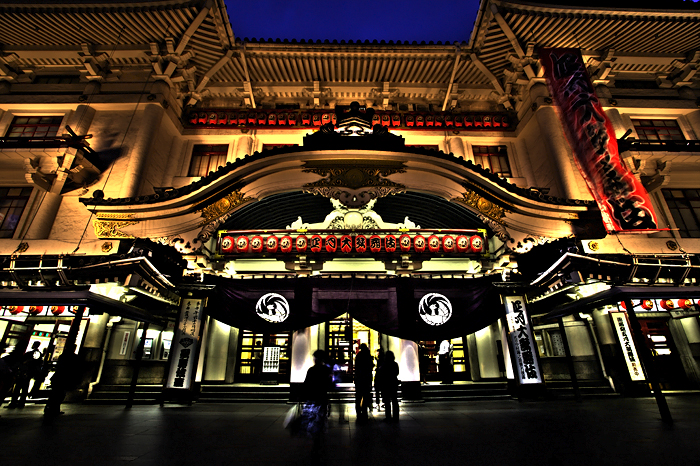 歌舞伎座  -HDR-_e0139093_19532792.jpg