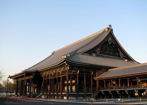 西本願寺 御影堂_e0048413_21192060.jpg
