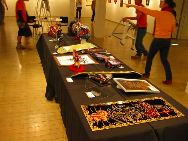 YOKOHAMA KUSTOM PAINT FESTIVAL (ART SHOW編)_a0095515_21414479.jpg