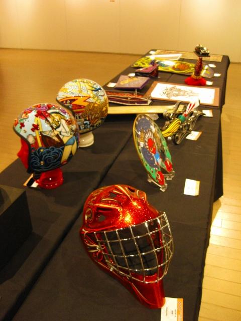 YOKOHAMA KUSTOM PAINT FESTIVAL (ART SHOW編)_a0095515_21425944.jpg