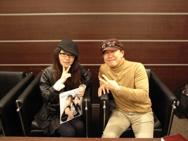 坂詰美紗子さん取材しました!_f0120018_12214946.jpg